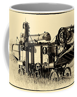 Old Case Thresher Coffee Mug