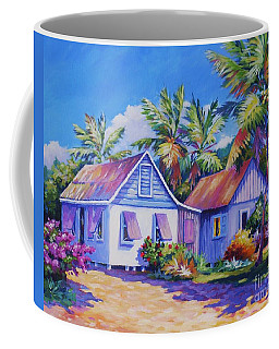 Old Cayman Cottages Coffee Mug