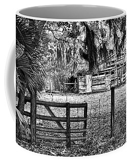 Old Chisolm Island Barn Coffee Mug