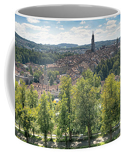 old city of Bern Coffee Mug by Michelle Meenawong