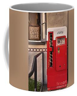 Old Guys Rule Coffee Mug