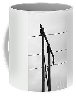 Old Country Power Line Coffee Mug