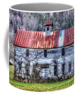 Old Country Schoolhouse Coffee Mug