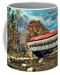 Old Covered Bridge Coffee Mug