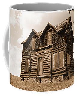 Old Cripple Creek Cabin Coffee Mug