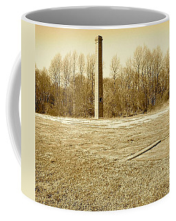 Old Faithful Smoke Stack Coffee Mug