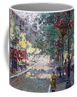 Old Falls Street Coffee Mug