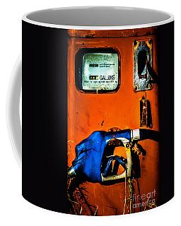 Old Farm Gas Pump Coffee Mug
