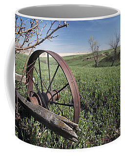 Old Farm Wagon Coffee Mug