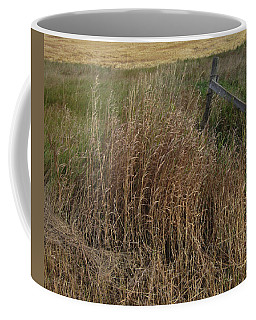 Old Fence Line Coffee Mug