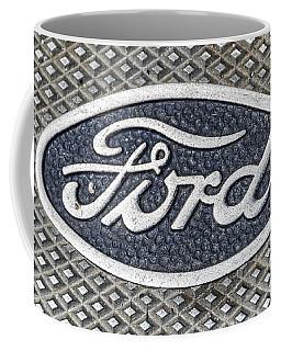 Old Ford Symbol Coffee Mug
