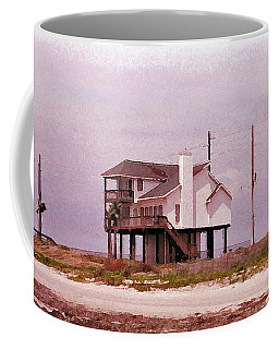 Old Galveston Coffee Mug