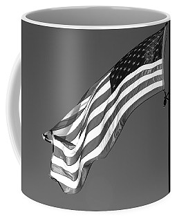 Coffee Mug featuring the photograph Old Glory by Ron White