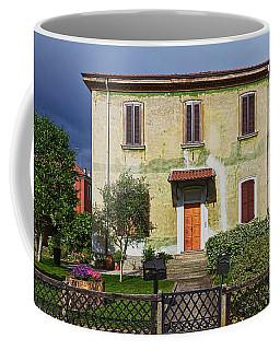 Old House In Crespi D'adda Coffee Mug