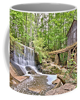 Old Lefler Grist Mill Coffee Mug