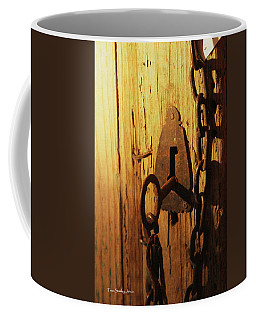 Old Lock And Key Coffee Mug