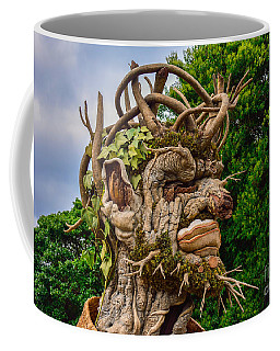 Old Man Winter Coffee Mug