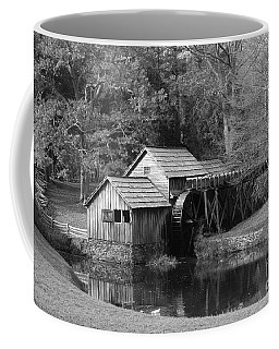 Coffee Mug featuring the photograph Virginia's Old Mill by Eric Liller