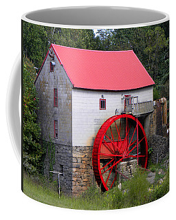 Coffee Mug featuring the photograph Old Mill Of Guilford by Sandi OReilly
