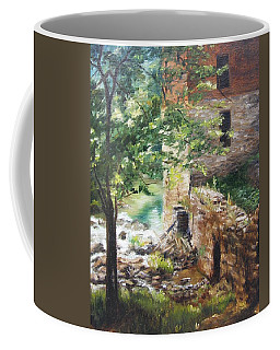 Old Mill Stream I Coffee Mug