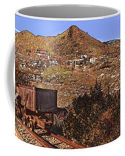 Old Mining Town No.24 Coffee Mug