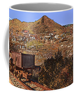 Old Mining Town No.24 Coffee Mug