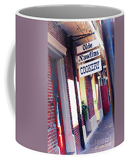 Coffee Mug featuring the photograph Old Nawlins by Erika Weber