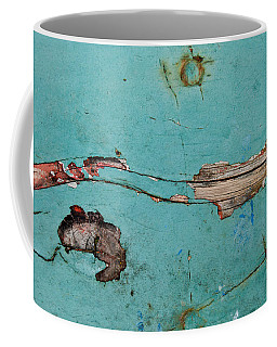 Old Ocean - Abstract Coffee Mug