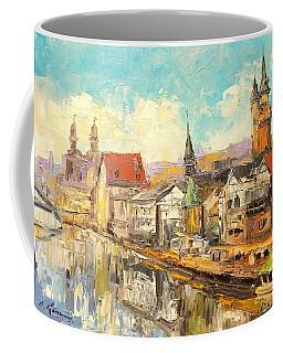 Old Paris Coffee Mug