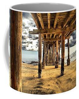 Old Pillar Point Pier Coffee Mug