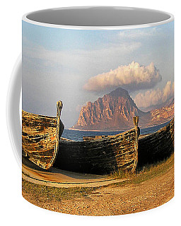 Aquatic Dream Of Sicily Coffee Mug