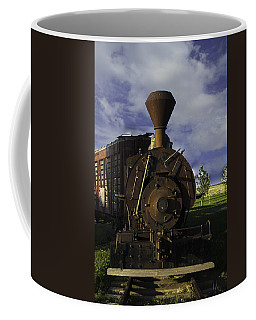 Old Prairie Train Coffee Mug