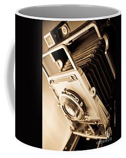 Old Press Camera Coffee Mug
