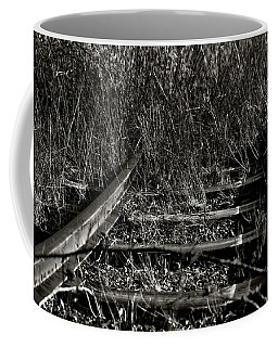 Old Rails Coffee Mug