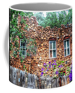 Coffee Mug featuring the photograph Old Rock House In Williams Canyon by Lanita Williams