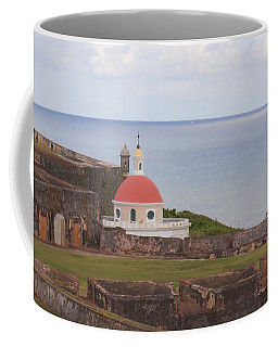 Coffee Mug featuring the photograph Old San Juan by Daniel Sheldon