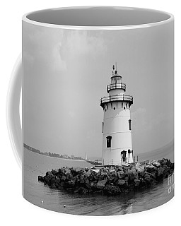 Old Saybrook Connecticut Lighthouse Coffee Mug