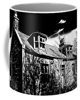 Old Scottish Farmhouse Coffee Mug