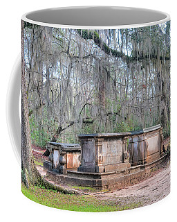 Old Sheldon Church Broken Tombs Coffee Mug