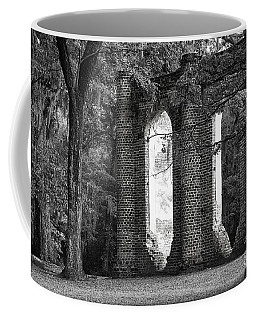 Old Sheldon Church Side View Coffee Mug
