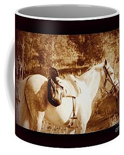 Old Spain Coffee Mug by Clare Bevan