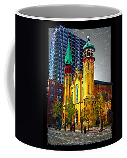 Old St Pats Coffee Mug