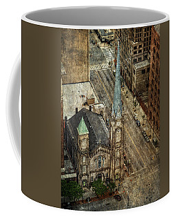 Old Stone Church Coffee Mug by Dale Kincaid