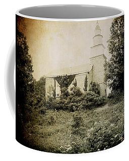 Old Stone Church In Rhinebeck Coffee Mug
