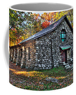 Old Stone Lodge Coffee Mug