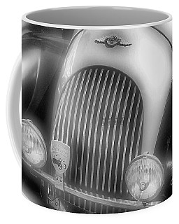 Coffee Mug featuring the photograph Old Time Car 2 by John S