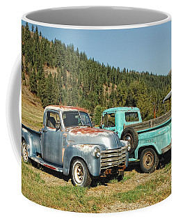 Old Timers Coffee Mug