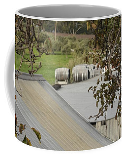 Old Tin Roof  Coffee Mug