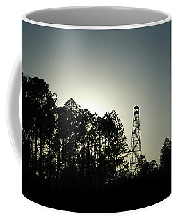 Old Tower Coffee Mug by Debra Forand