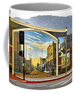 Old Town Mural Coffee Mug